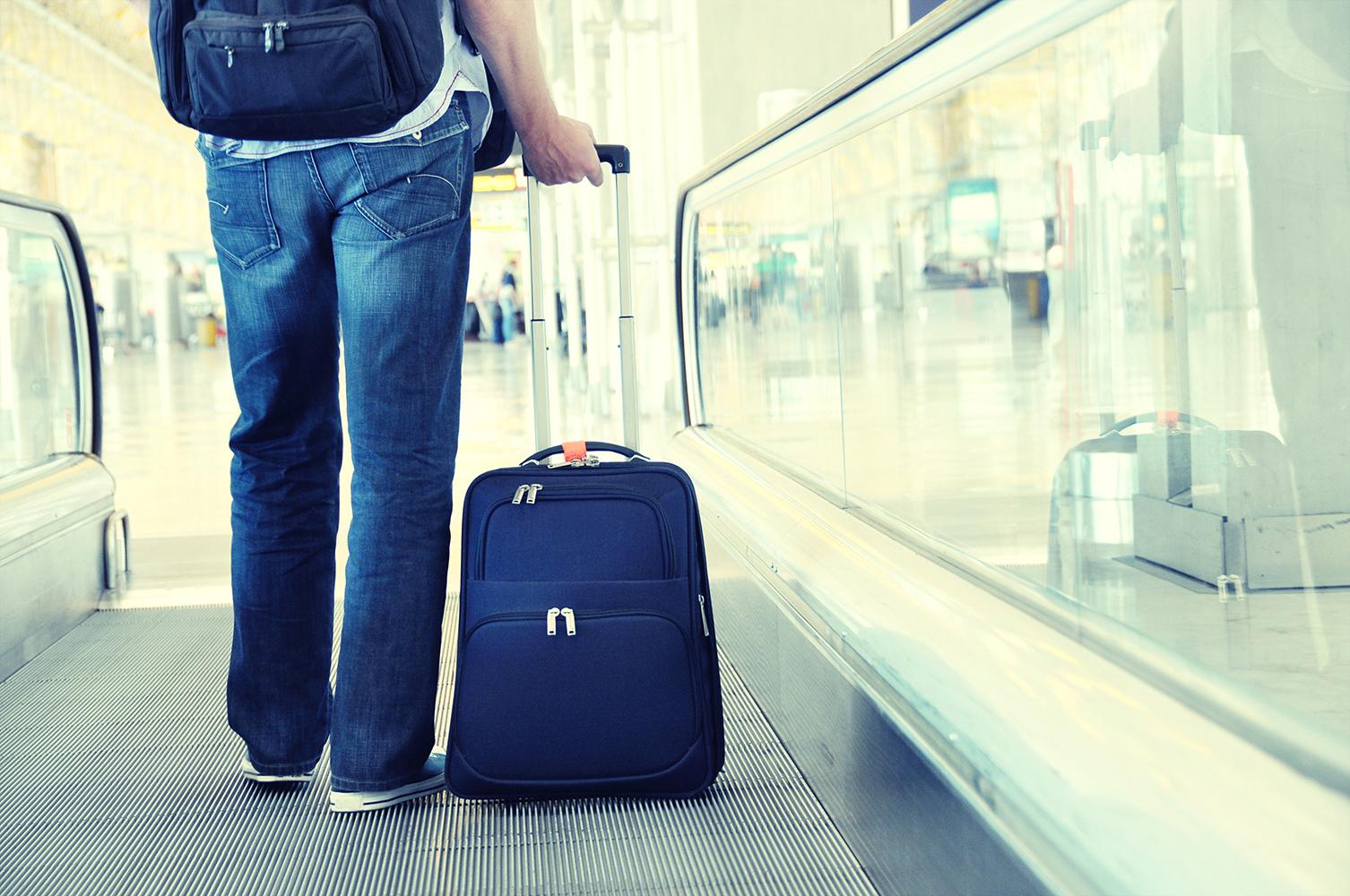 envío de equipaje