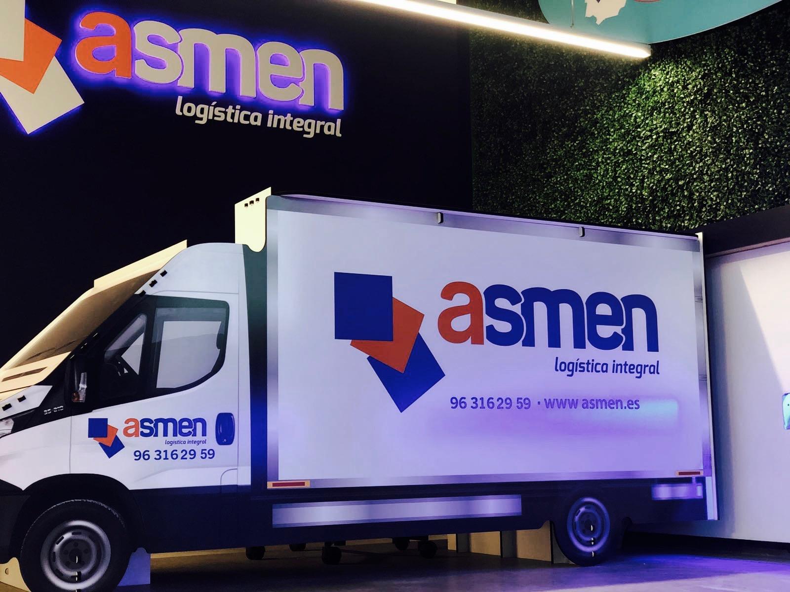 Asmen - Tipsa Valencia mensajeros